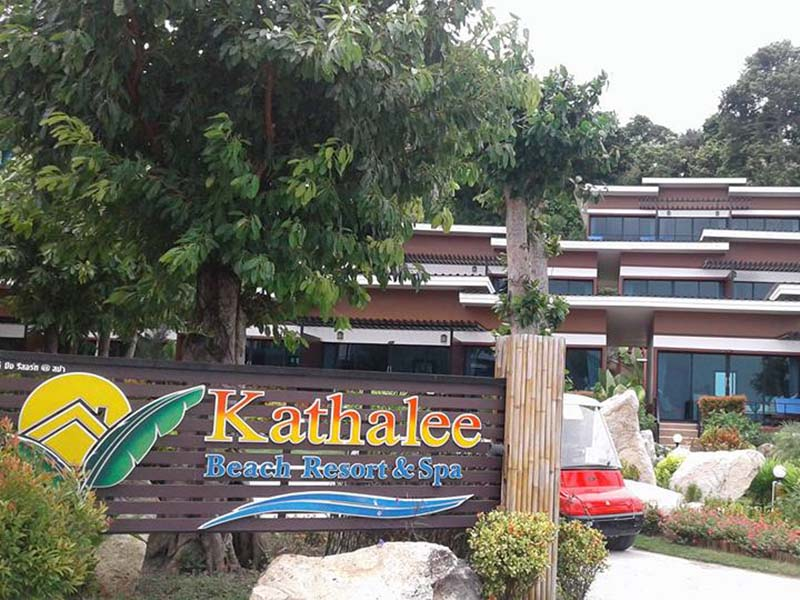 Image Hotel Kathalee Beach Resort and Spa