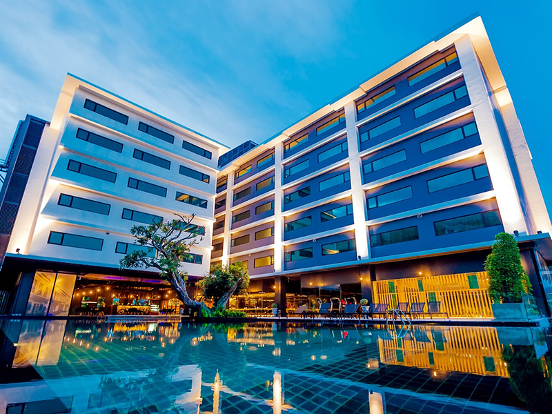 Hotels Nearby New Dara Boutique Hotel and Residence