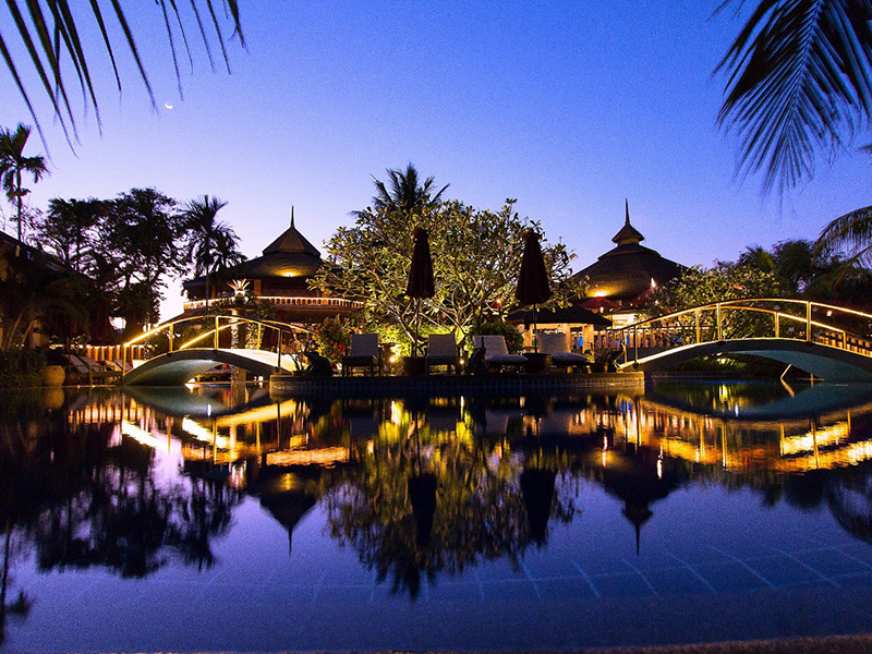 Image Hotel Golden Tulip Mangosteen Resort & Spa