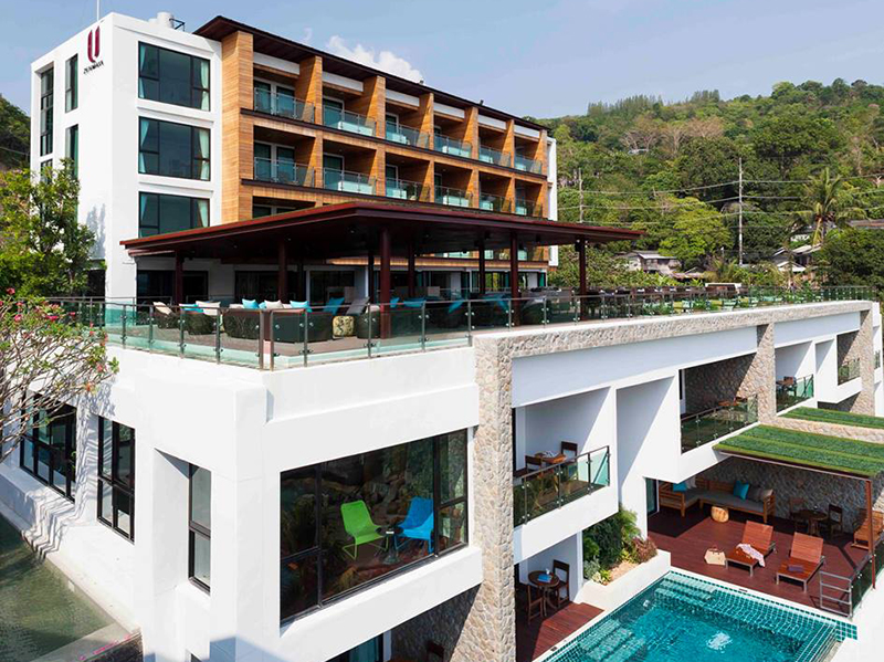 Hotels Nearby U Zenmaya Phuket