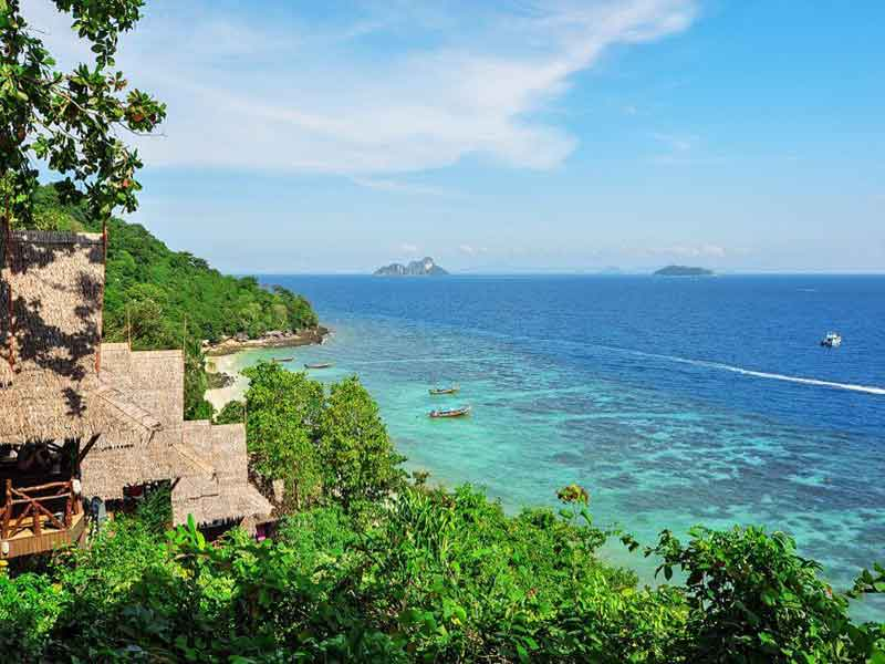 Hotels Nearby Phi Phi Relax Beach