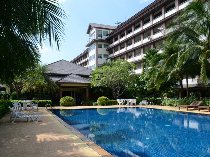 Image Hotel Phanhin Regent Executive Serviced Apartments