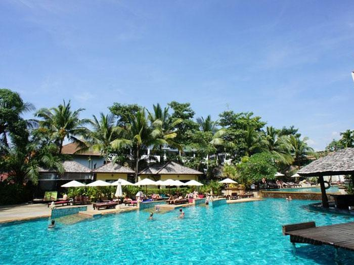 Hôtels Krabi La Playa Resort