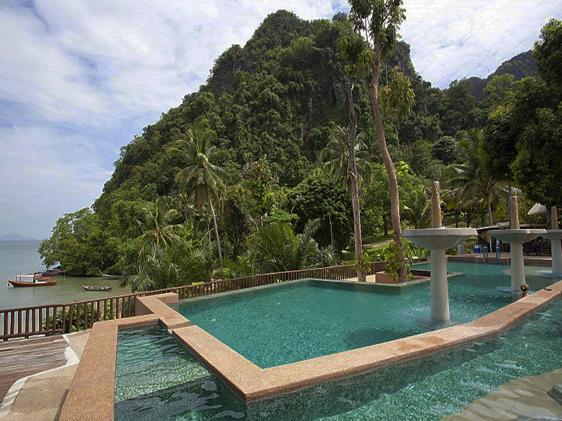 Image Hotel Krabi Beachfront Resort Oceanside Suite