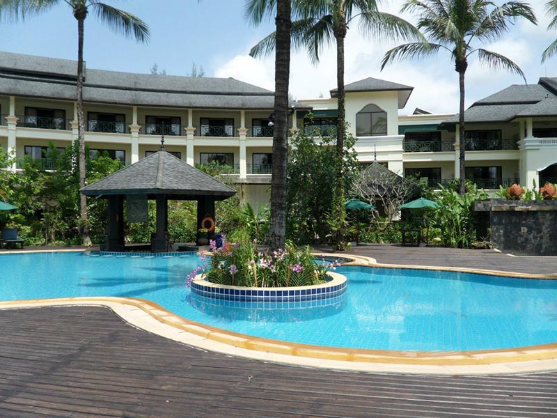 Hotels Nearby Khaolak Orchid Resort