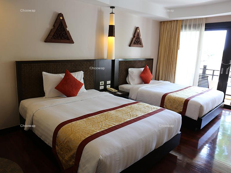 Hotellit Rawi Warin Resort & Spa