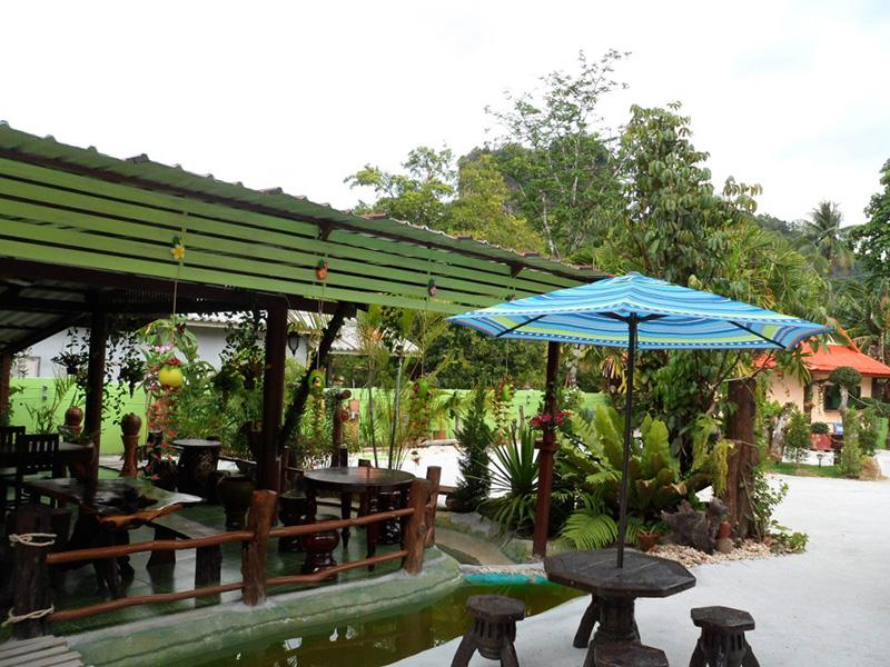 Hotel image Mountain View Resort Krabi