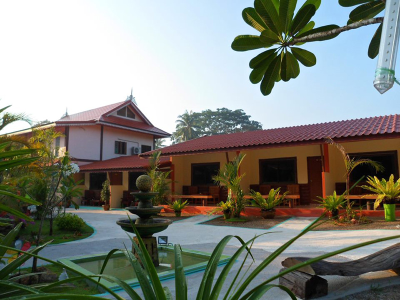 Hotels Nearby Mountain View Resort Krabi