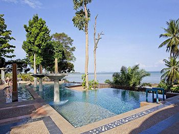 Krabi Beachfront Resort Deluxe Suite