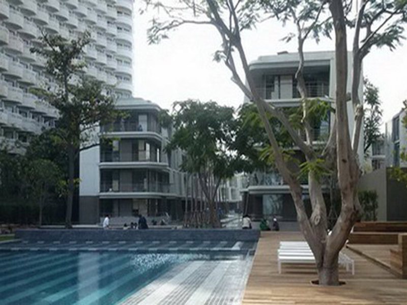 Hotels Nearby Condo Bansankram SKP 0802