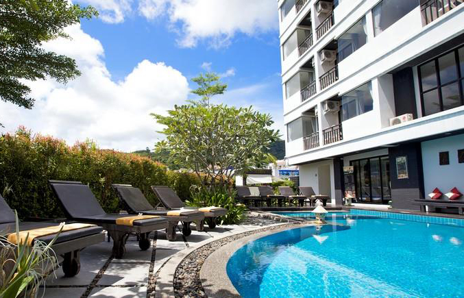 Hotels Nearby Patong Paradee Resort