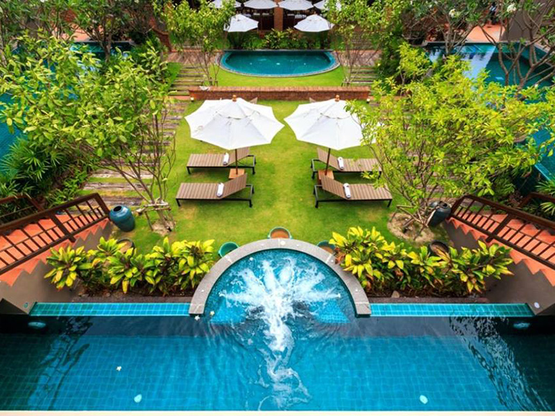 Hotels Nearby Ayrest Hua Hin