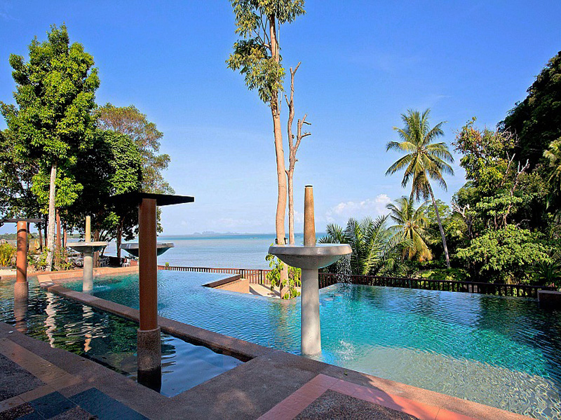 Image Hotel Krabi Beachfront Resort Seaview Suite