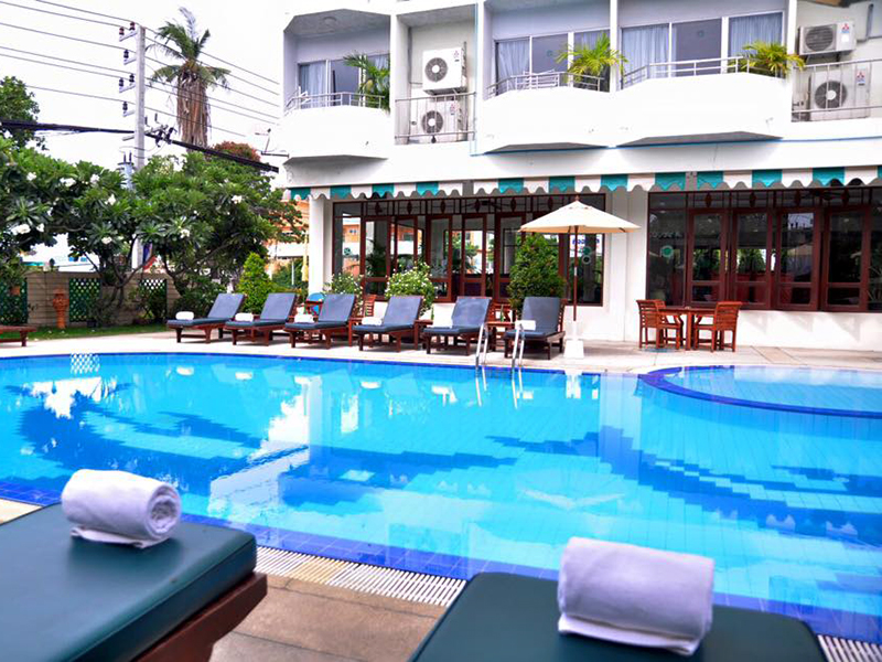 Hotels Nearby JP Villa Hotel Pattaya