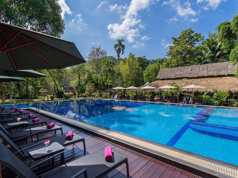 Image Hotel River Kwai Resotel