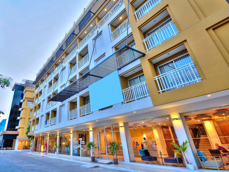 Hotels Nearby Citin Plaza Patong