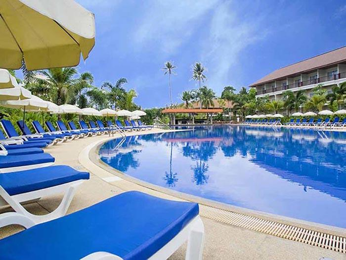 Orchidacea Resort To Patong Beach