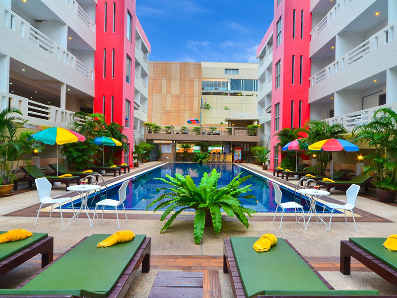 Hotels Nearby Eastiny Place Hotel Pattaya