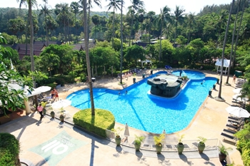 All Seasons Naiharn Hotel