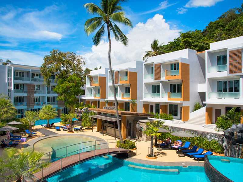 Hotels Nearby The L Resort Krabi