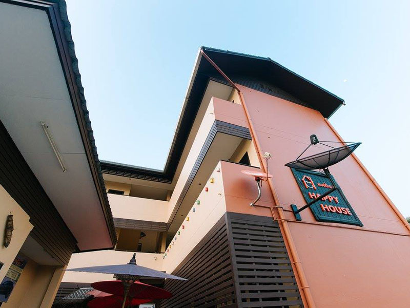Hotels Nearby Happy House Chiang Mai