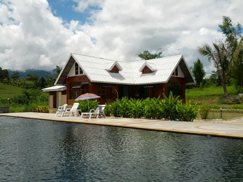 Hotels Nearby Pai Iyara Resort
