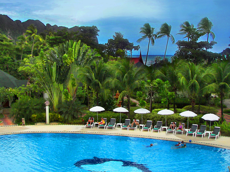 Hotels Nearby Golden Beach Resort Aonang