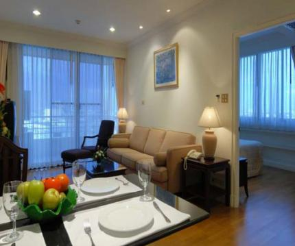 Riverine Place Riverside Serviced Apartment