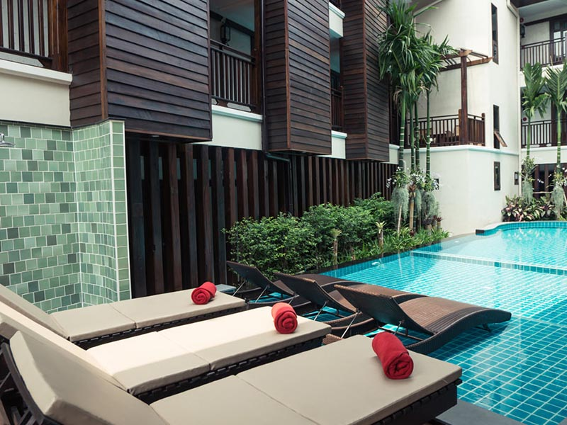 Hotels Nearby Viang Thapae Resort