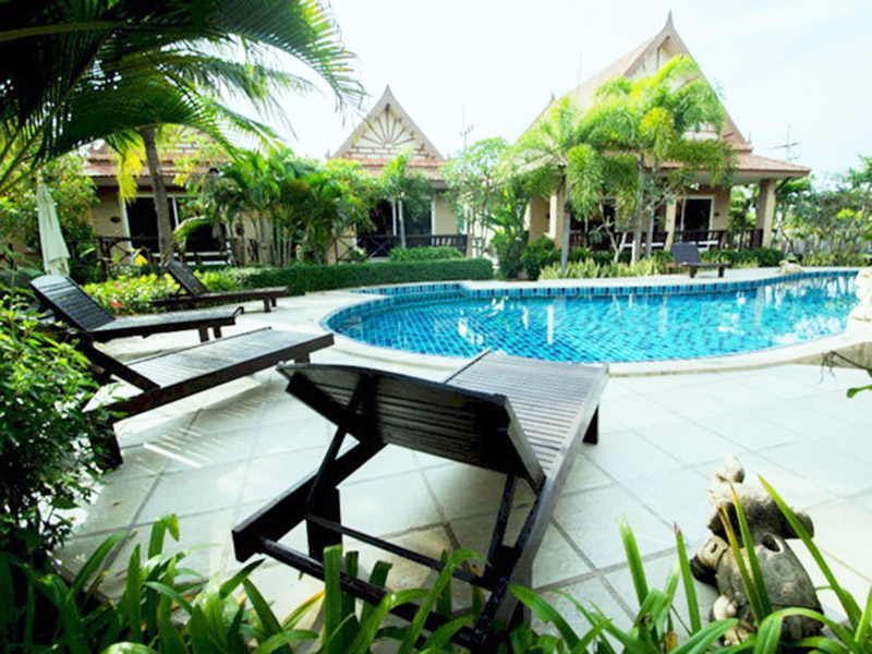 Hotels Nearby Baan Aroonwan Huahin