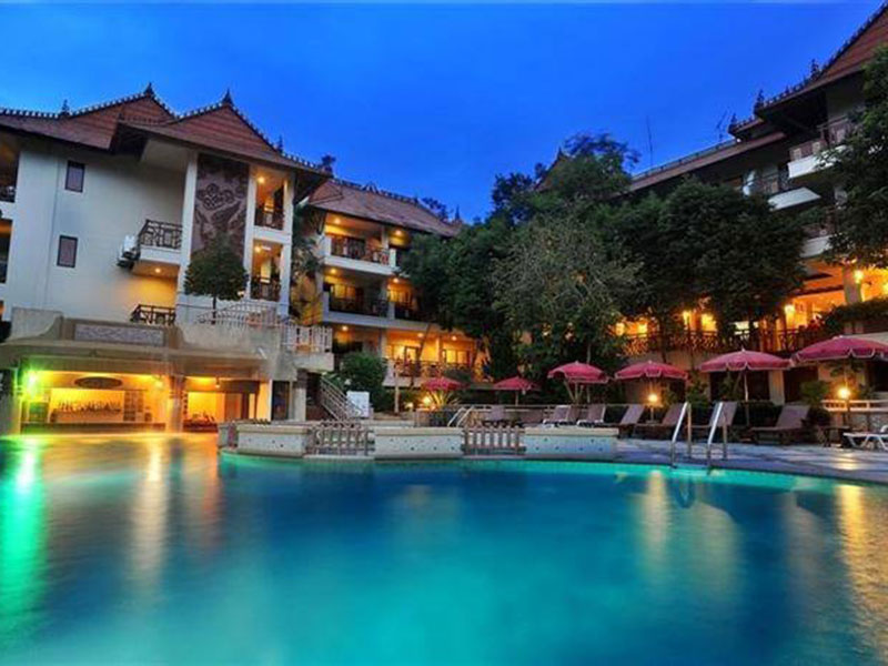 Hotels Nearby Anyavee Ao Nang Bay Resort