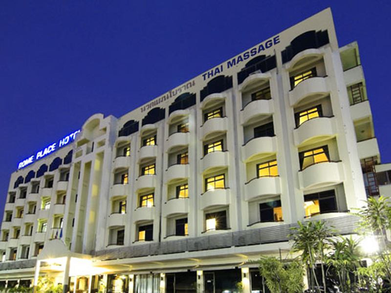 Hotels Nearby Rome Place Hotel Phuket