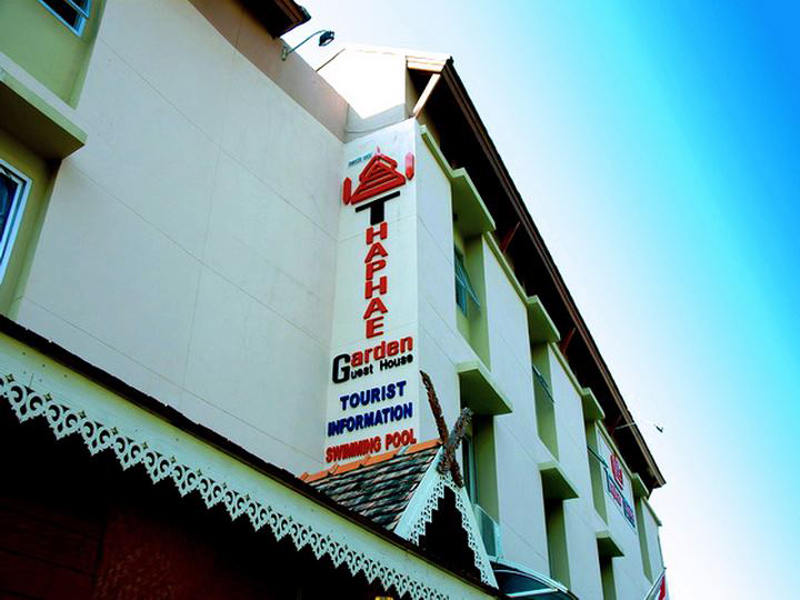 Hotels Nearby Thaphae Garden Guesthouse