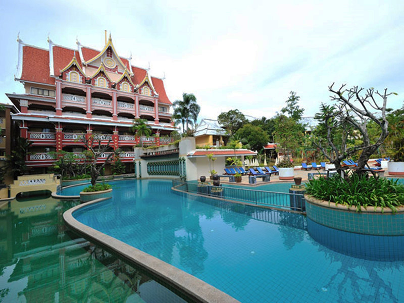 Hotels Nearby Aonang Ayodhaya Beach Resort & Spa