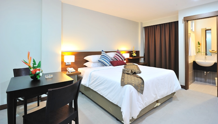 Hotels Nearby Patong Bay Residence