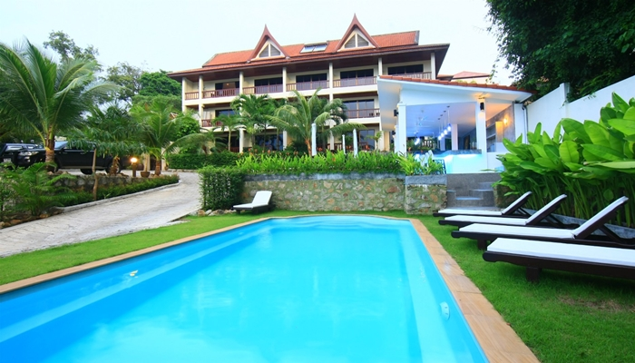 Hotels Nearby Ocean View Phuket
