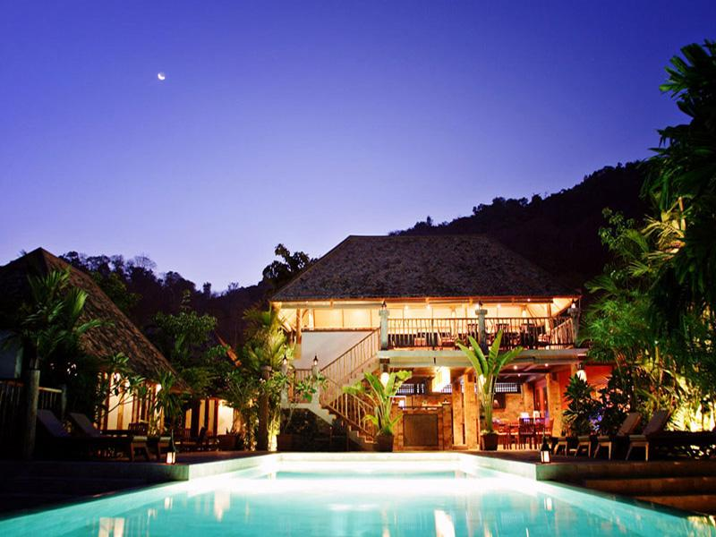 Hotel The Cliff Ao Nang Resort