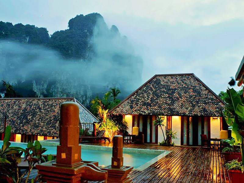 Hotel Berdekatan The Cliff Ao Nang Resort