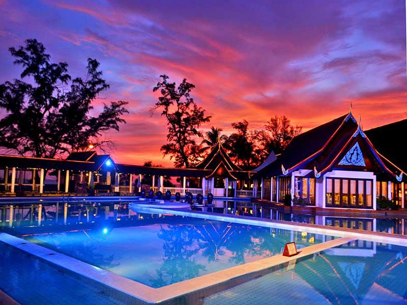 Hotels Nearby Club Med Phuket