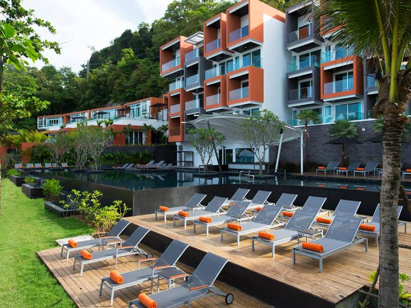 Hotels Nearby Novotel Phuket Kamala Beach