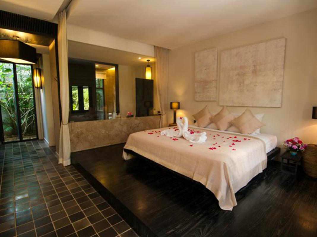Room types of aruntara hotel chiang mai for Boutique hotel rooms