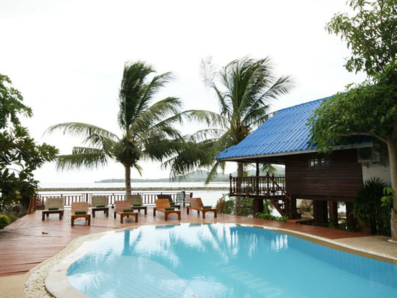 Tharathip Resort