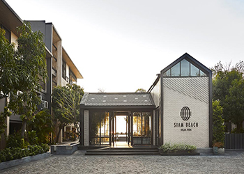 Siam Beach Resort Chaam