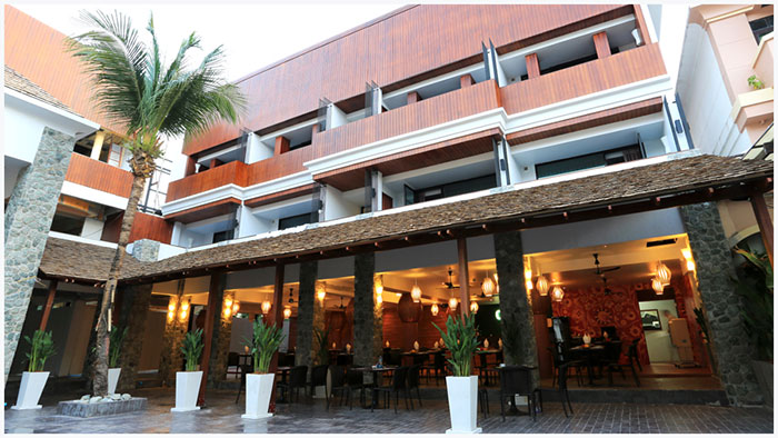 Hotels Nearby Ruxxa Design Hotel Phuket