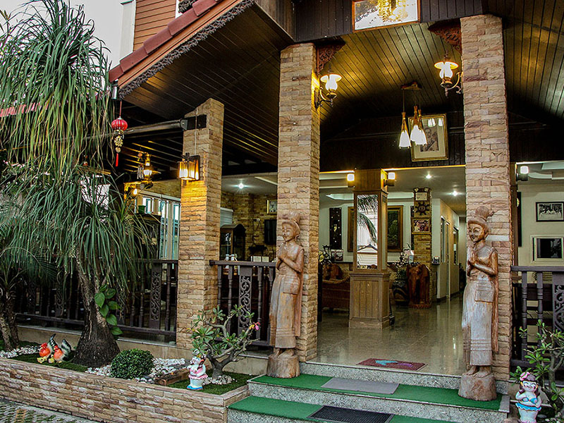 Hotels Nearby Iyara Hua Hin Lodge