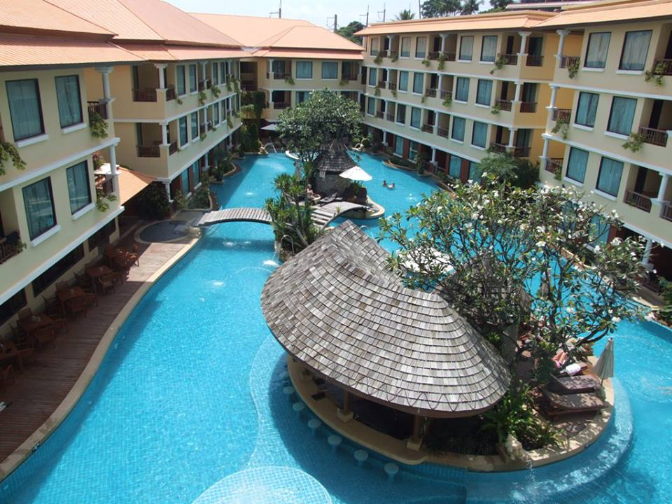 Hotels Nearby Patong Paragon Resort