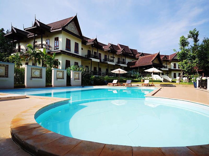 Hotels Phuwanalee Resort