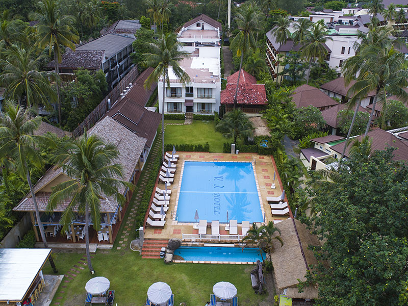 Hotels Nearby VJ Searenity Koh Chang