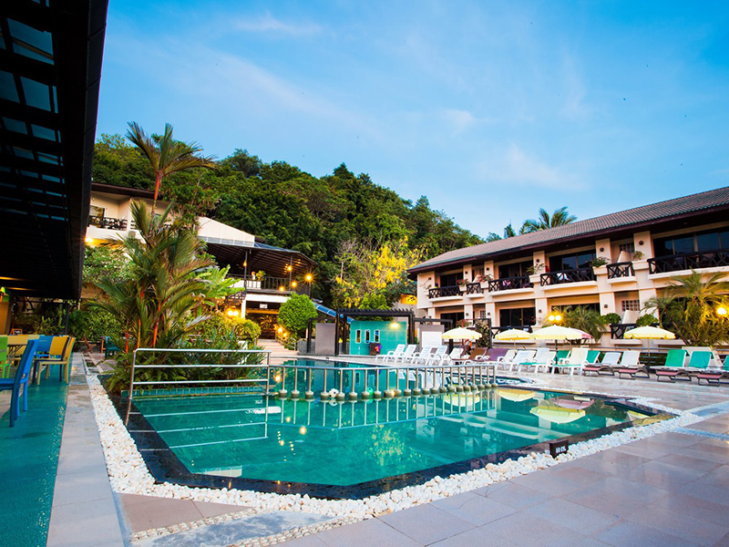 Hotels Nearby Anyavee Ban Ao Nang Resort