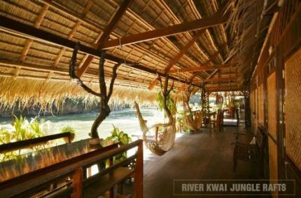 River Kwai Jungle Rafts